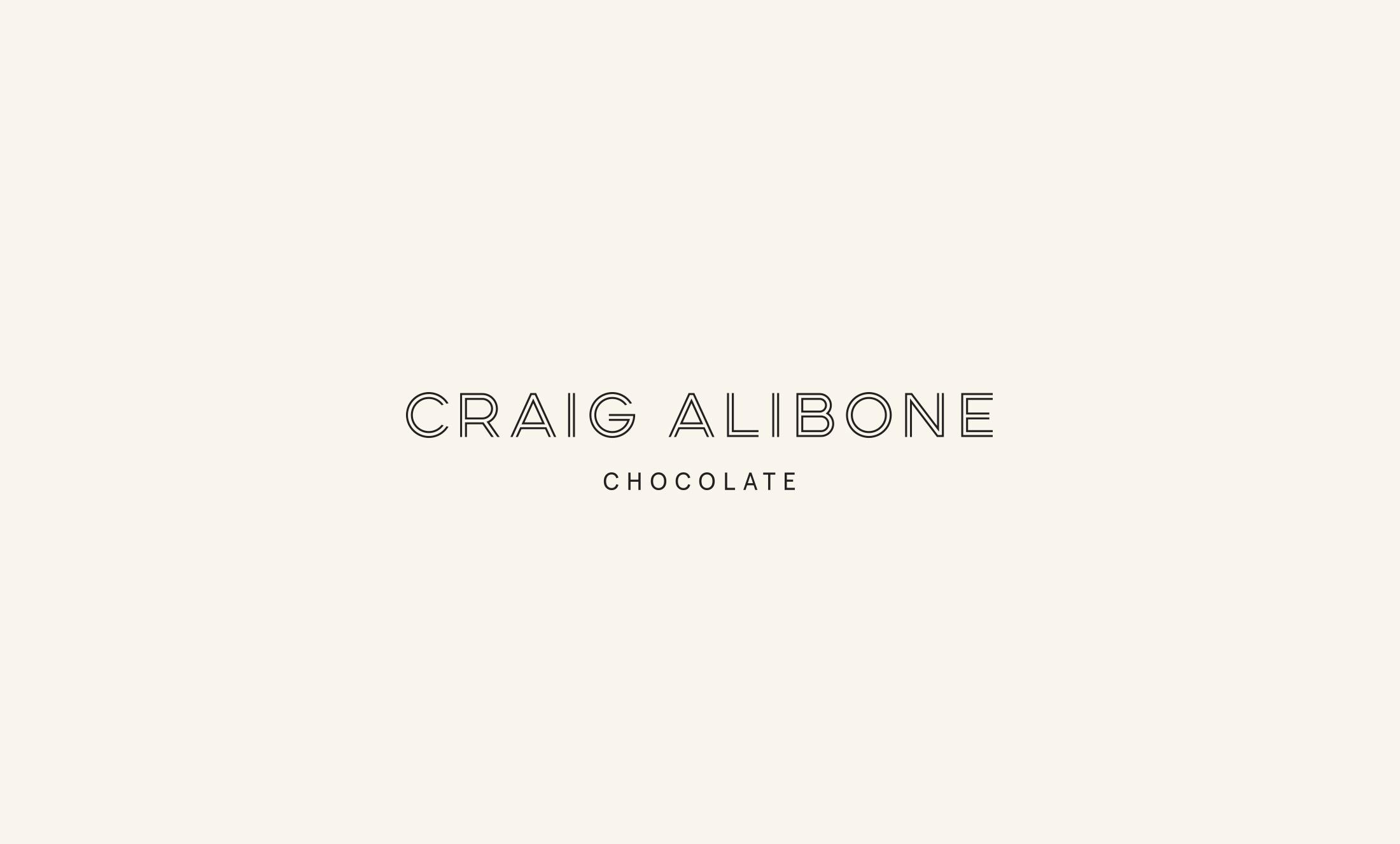 Craig Alibone Chocolate 品牌推广插图(13)