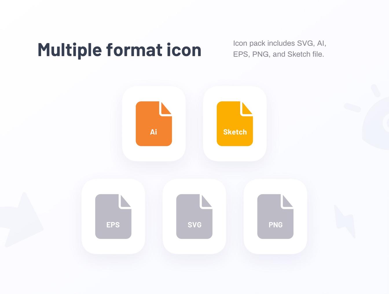 时尚多用途UI Icon集合插图4