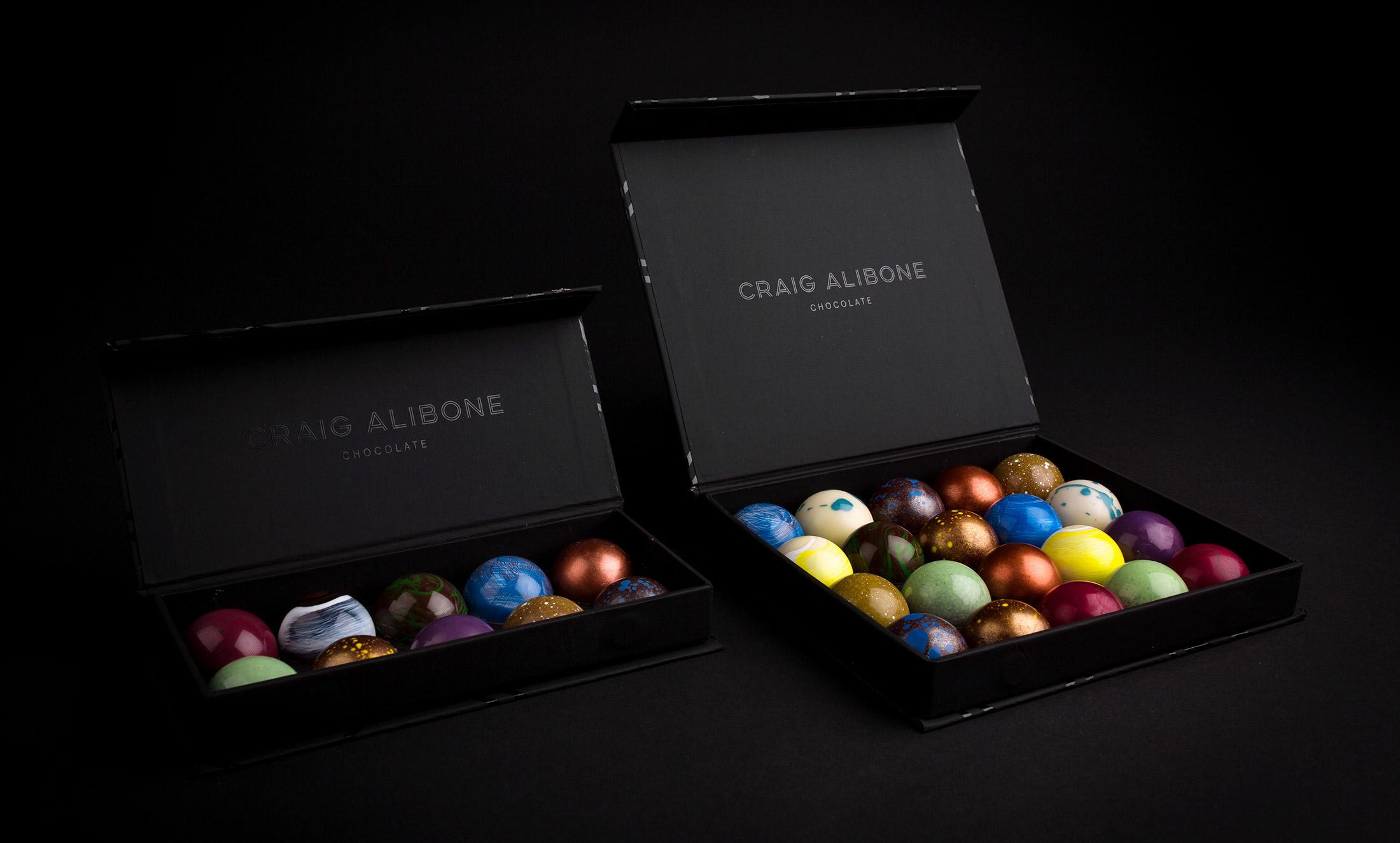 Craig Alibone Chocolate 品牌推广插图(2)