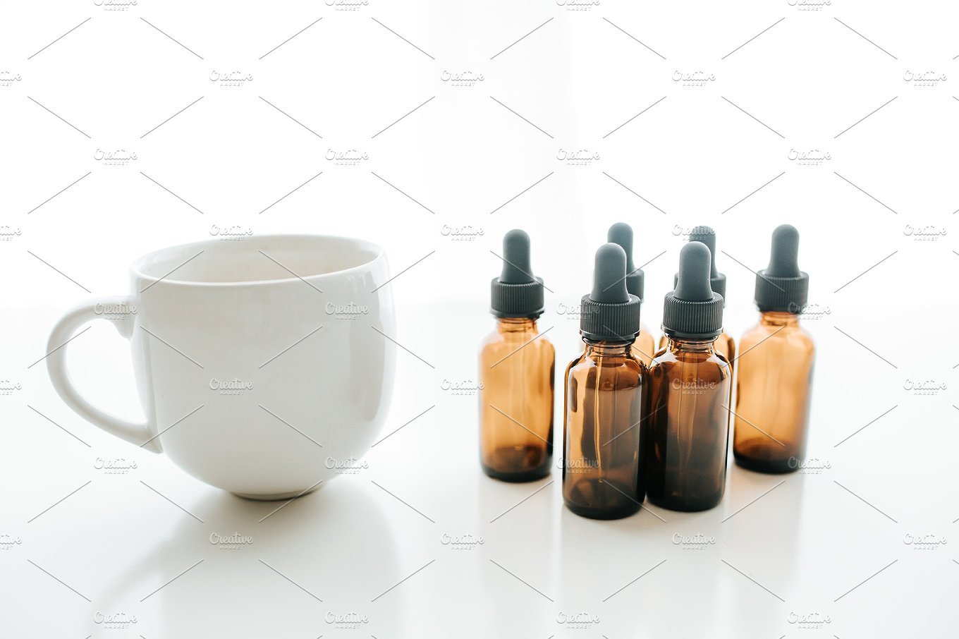 精油库存照片集合 Essential Oils Stock Photo Bundle插图(4)