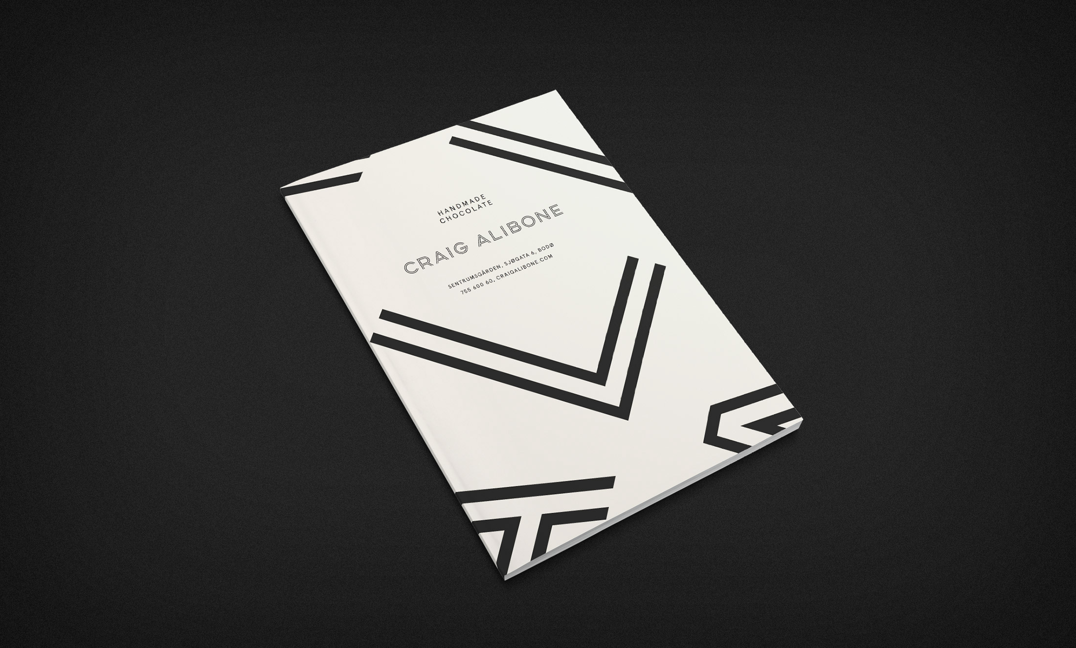 Craig Alibone Chocolate 品牌推广插图(8)