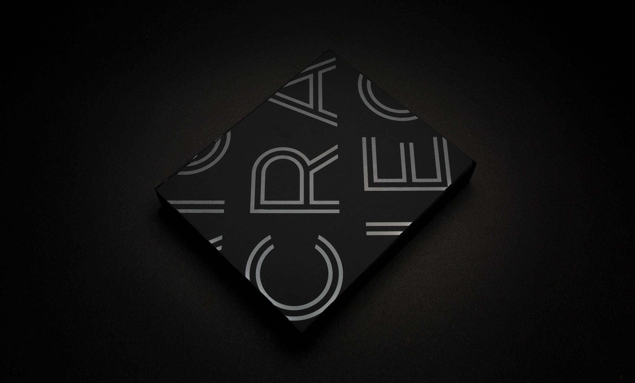 Craig Alibone Chocolate 品牌推广插图(1)