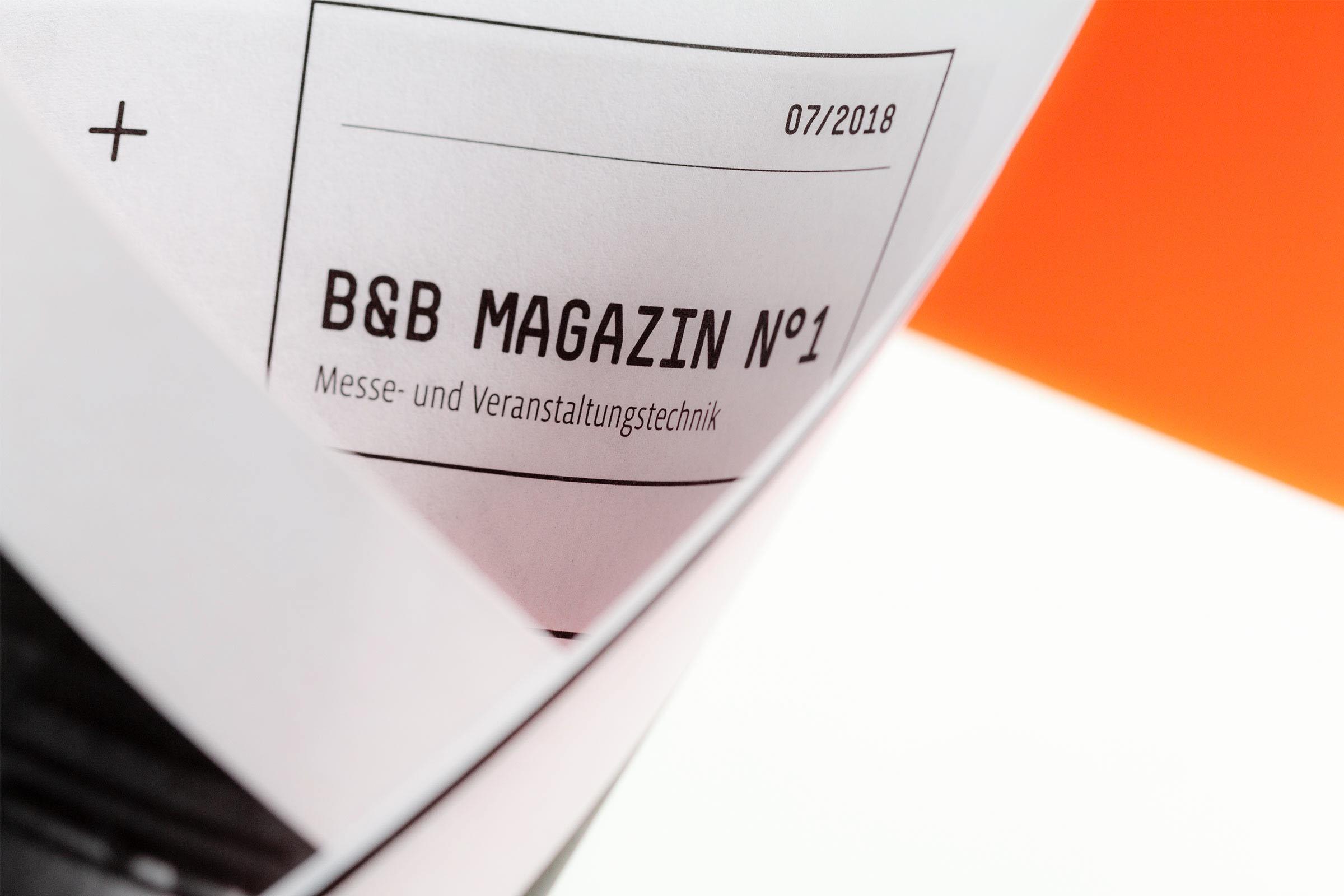 精美橘红杂志设计插图(14)