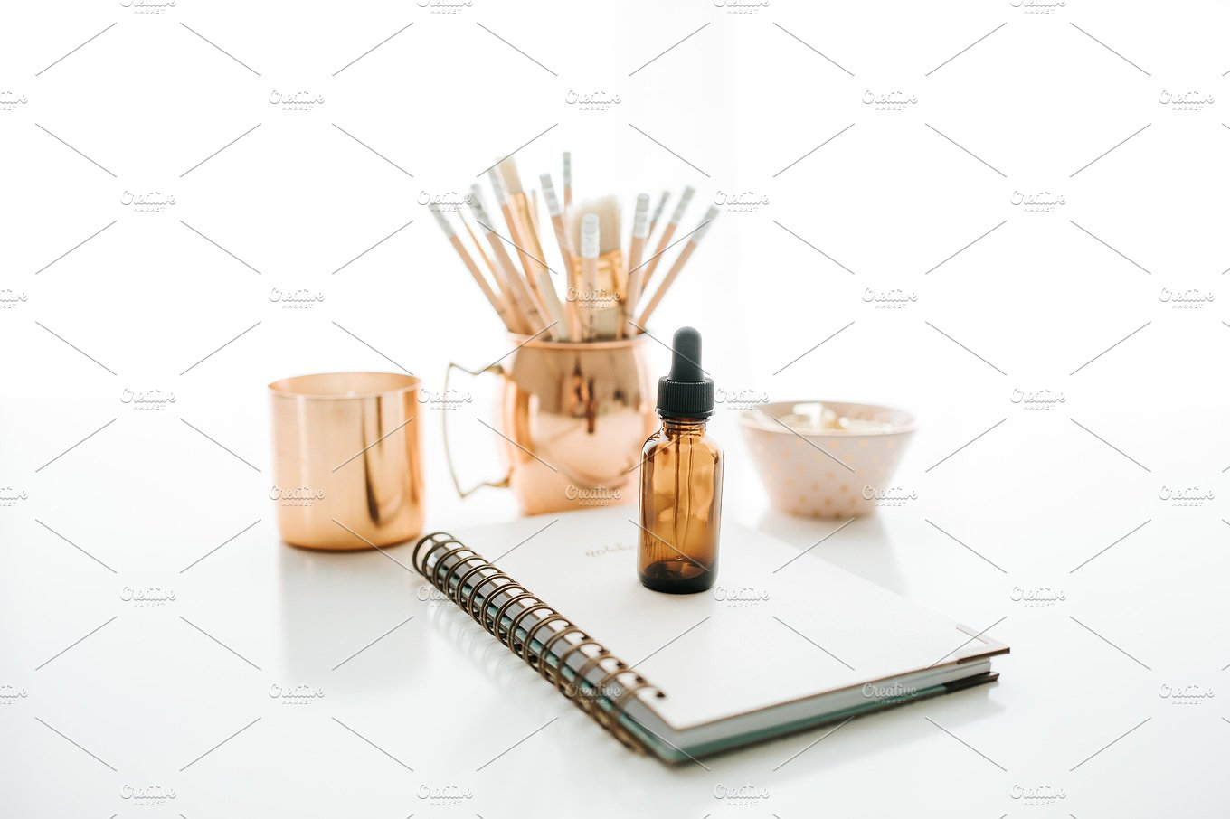 精油库存照片集合 Essential Oils Stock Photo Bundle插图(2)