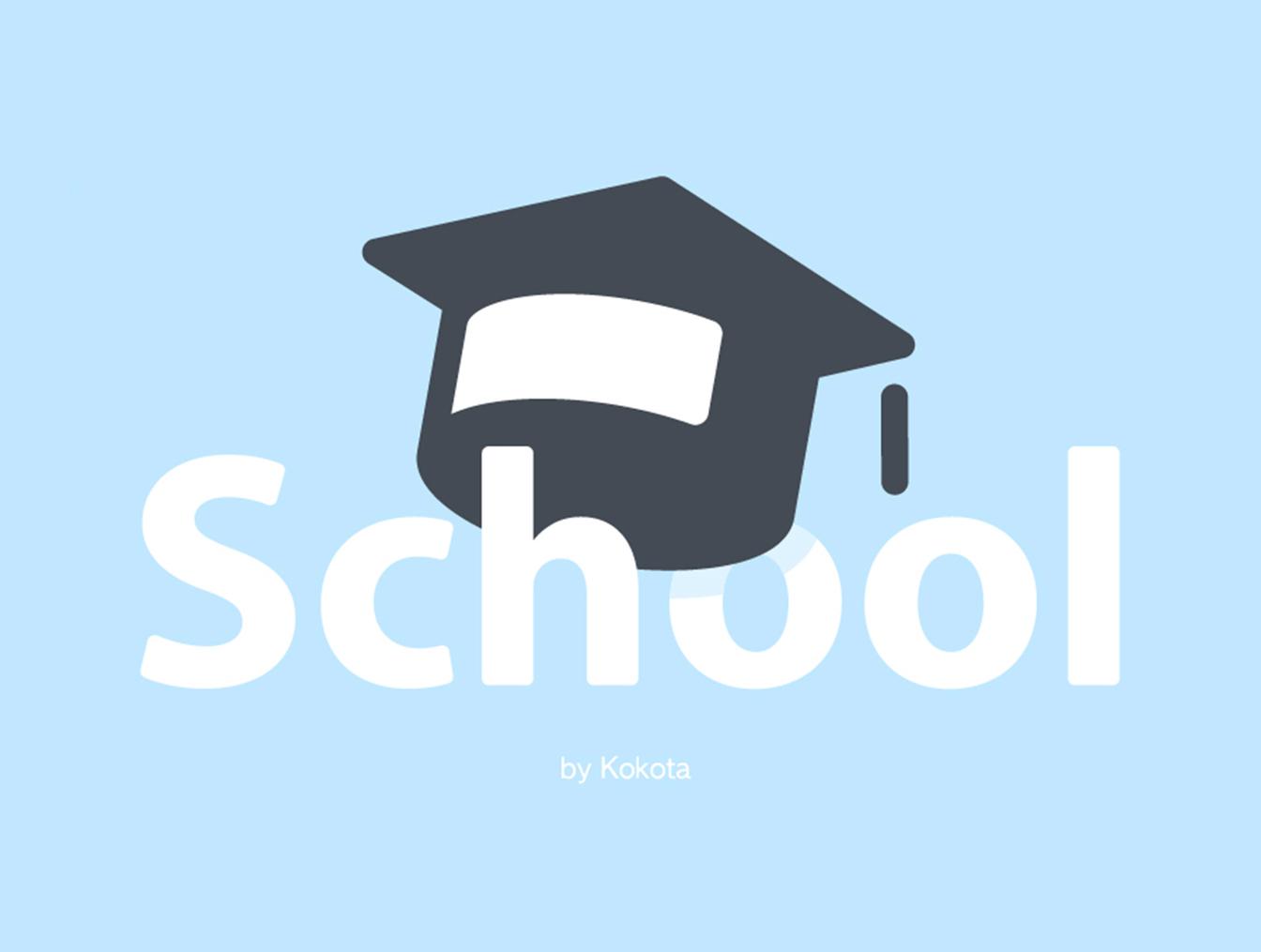 72个学校教育主题图标合集 72 School Icons插图