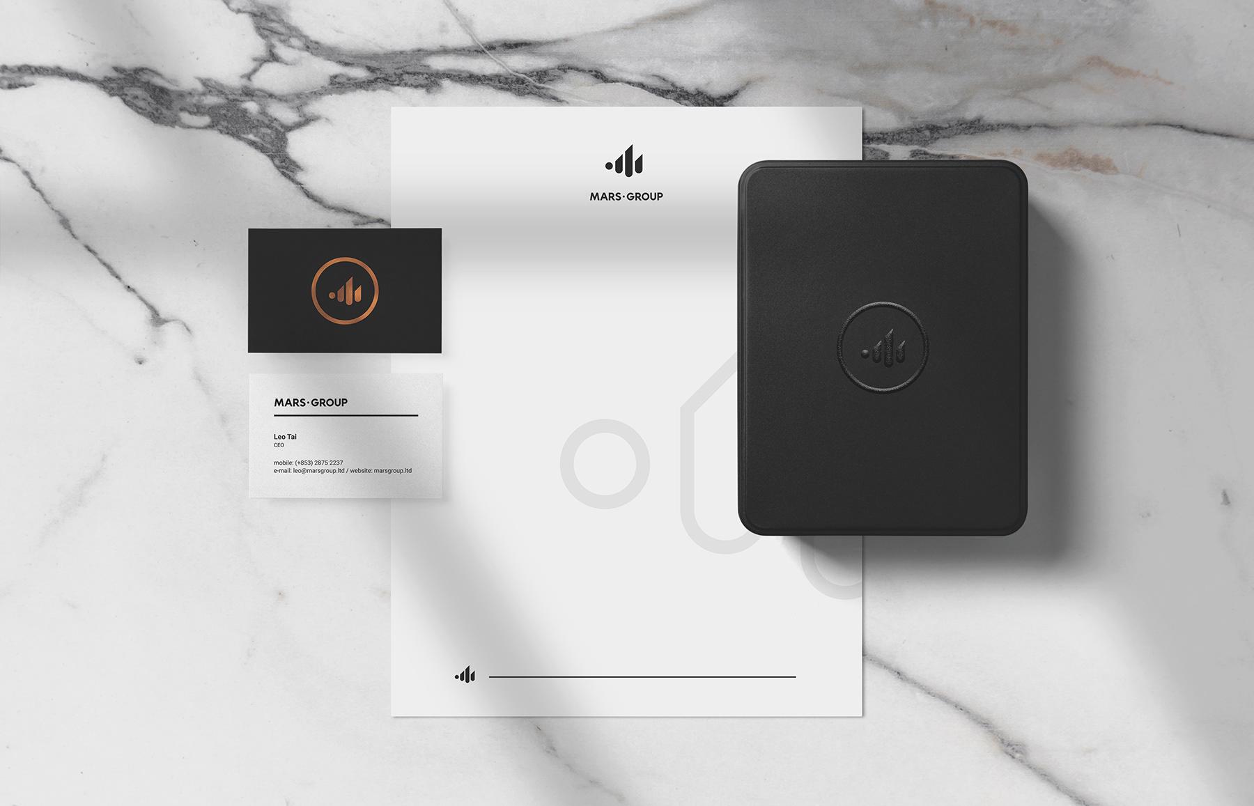 火星集团有限公司 – BIM解决方案品牌 Mars Group LTD. – BIM solutions Branding插图(1)