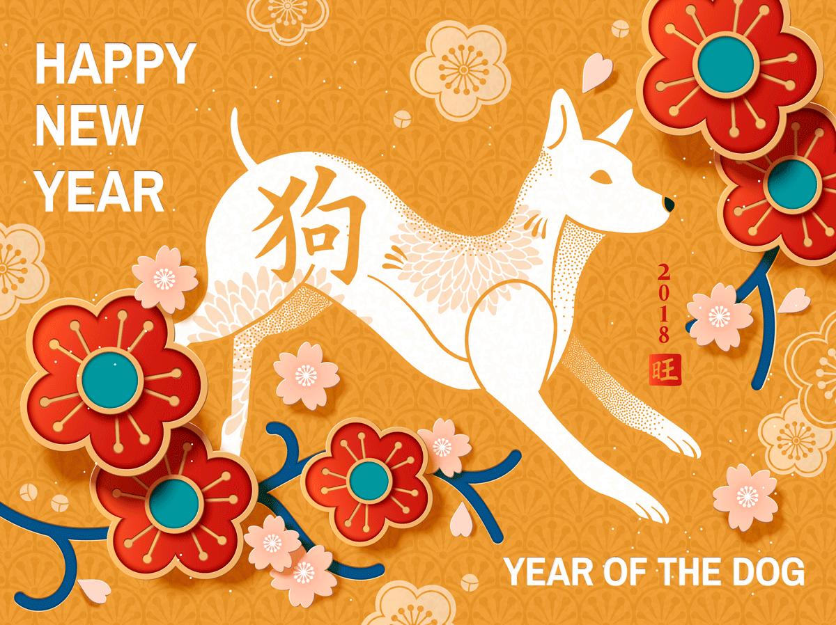 高品质中国传统春节新年元素素材EPS High Quality Chinese Traditional Chinese New Year Element Material EPS插图(5)