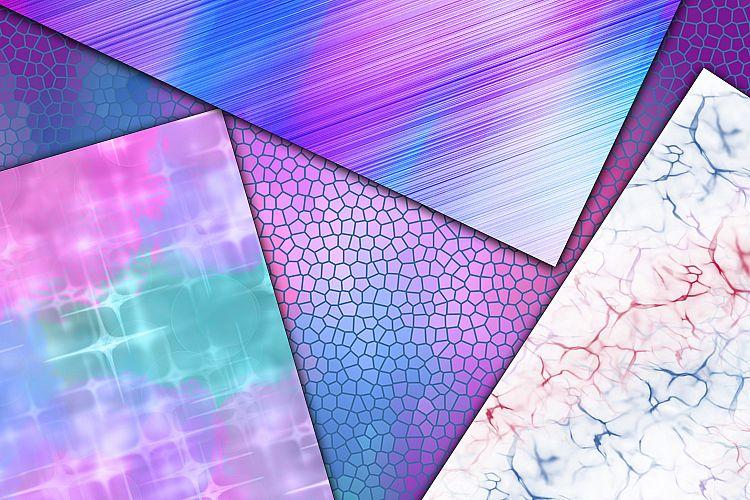 神奇的闪亮闪亮的魔法贴图背景纹理 Magical Textures Digital Papers插图(2)
