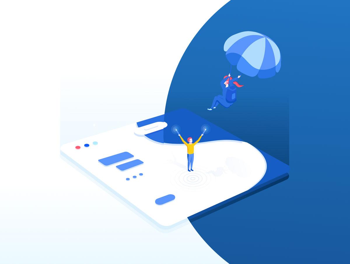 精心设计的团队合作和协作EPS矢量插图 Teamwork & Collaboration Illustrations插图(5)