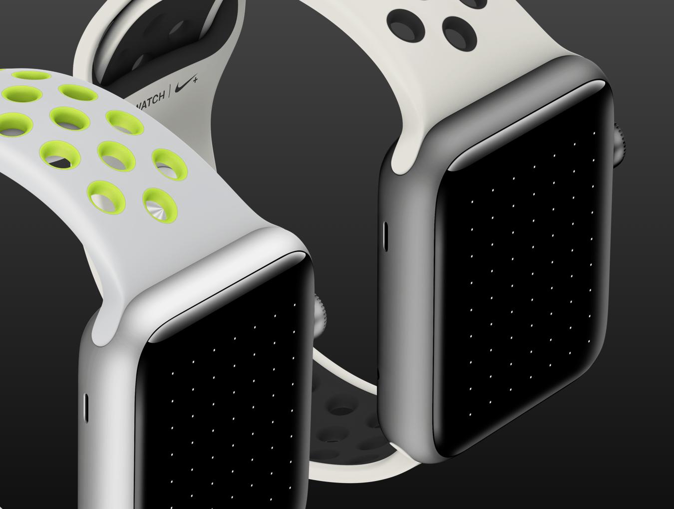 5款前视图苹果手表Apple Watch展示样机 Top 5 Apple Watch Views插图(3)