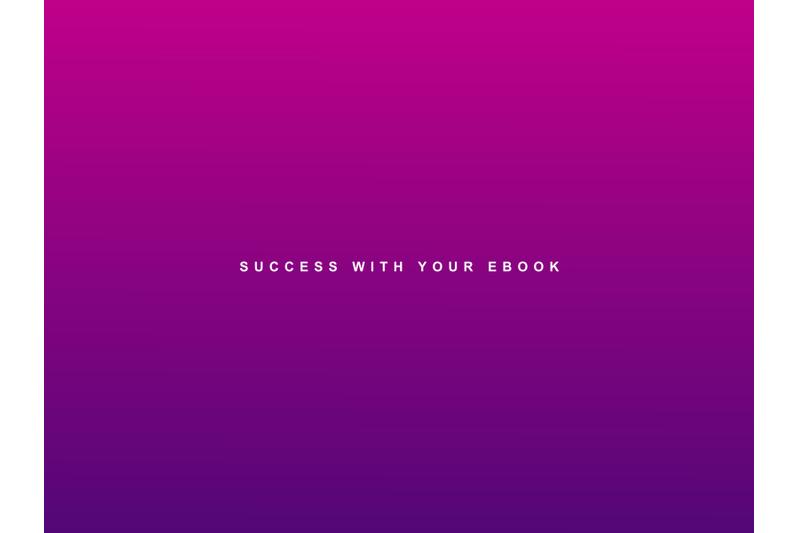 明亮简约品牌营销Instagram社交媒体素材包 Social Media Marketing eBook Template PowerPoint插图(1)