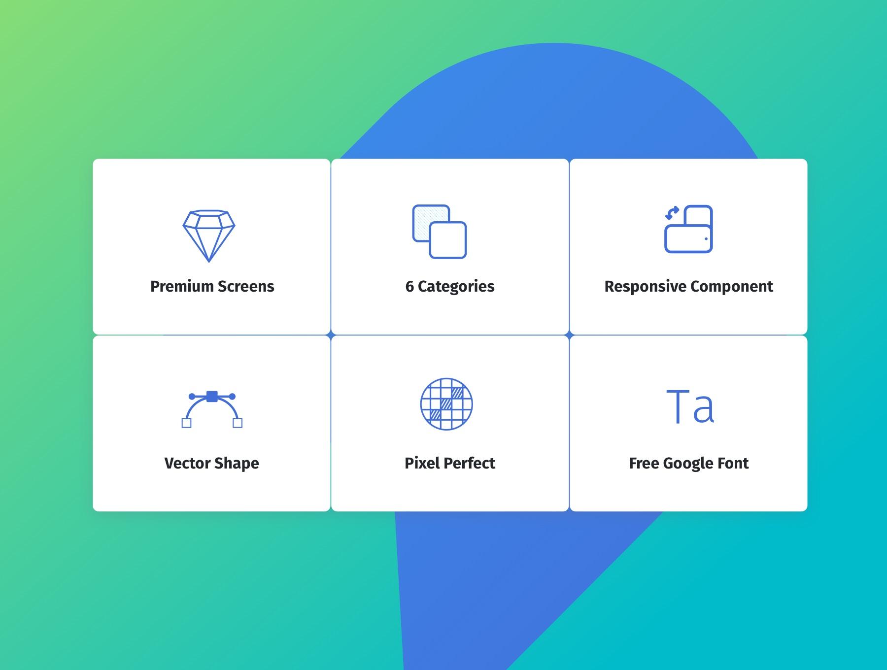 咖啡店酒店餐馆食品外卖APP应用程序UI界面设计套件 YumFood – Mobile App UI kit插图(2)