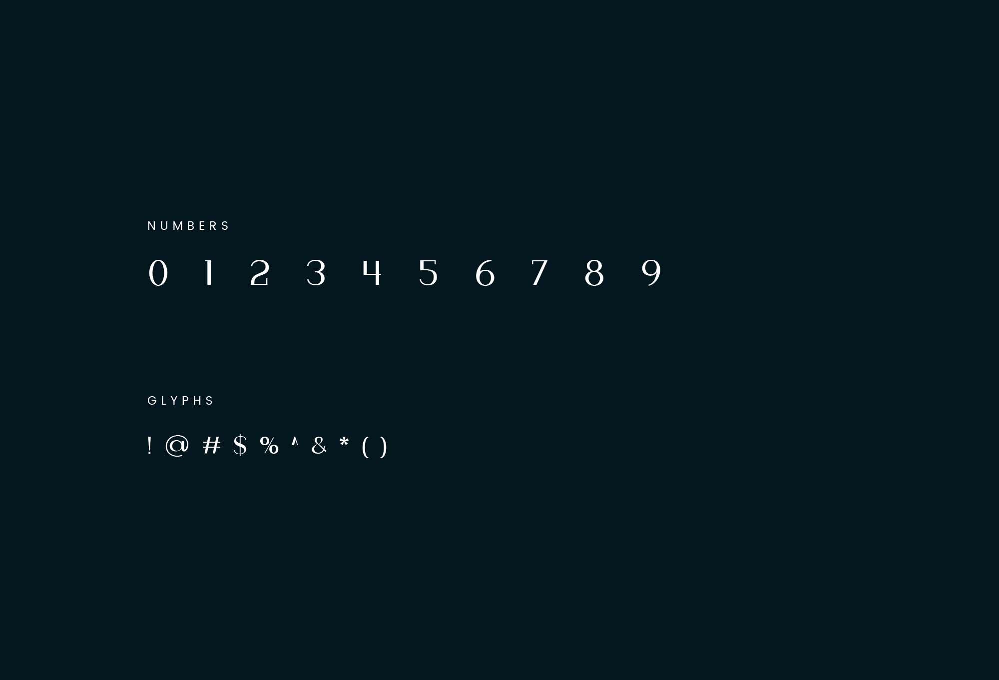 经典优雅无衬线大写英文字体 Cremona Sans Typeface插图(5)