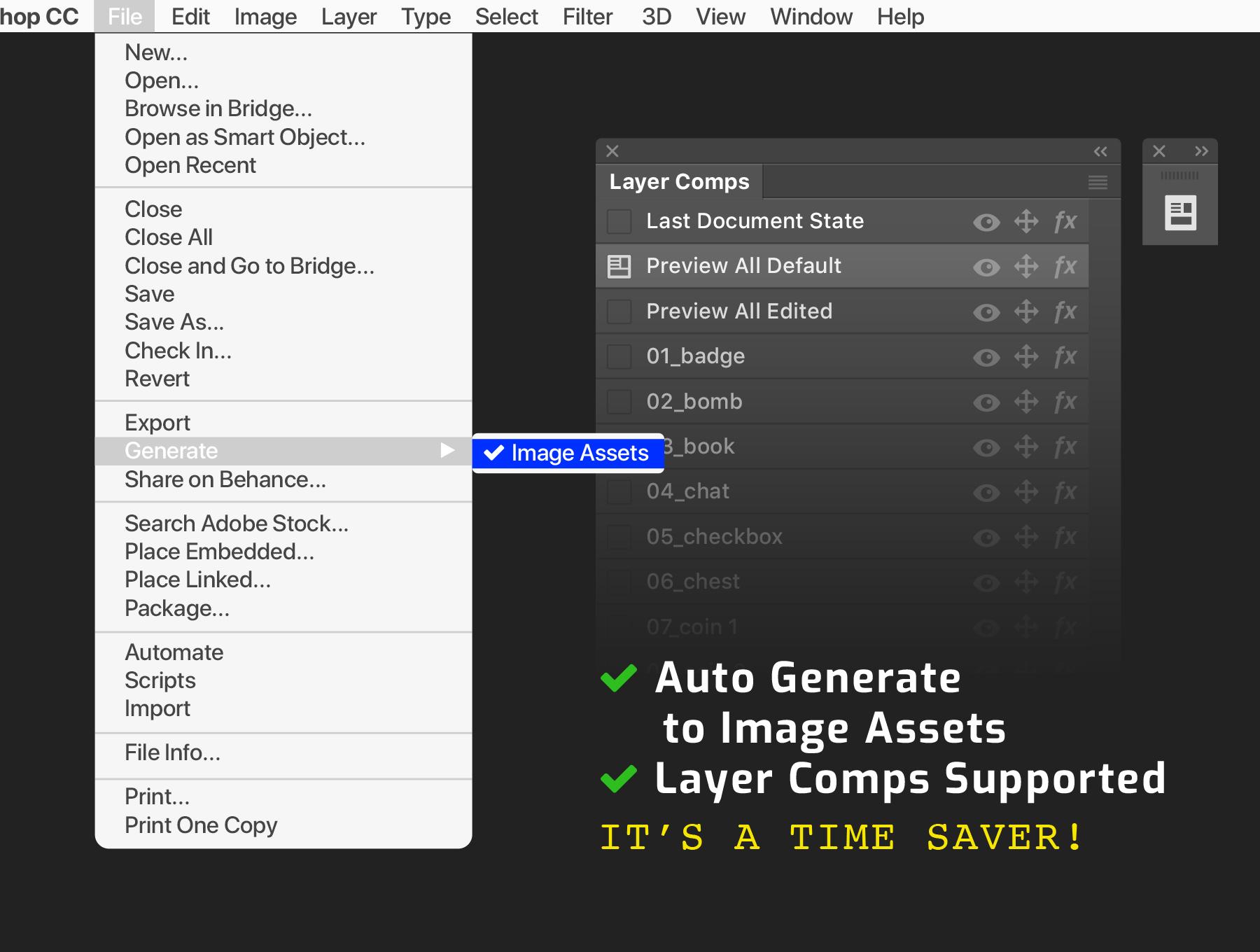 高品质多彩游戏3D图标PS设计素材 DACON – Game Icon Generator插图(2)