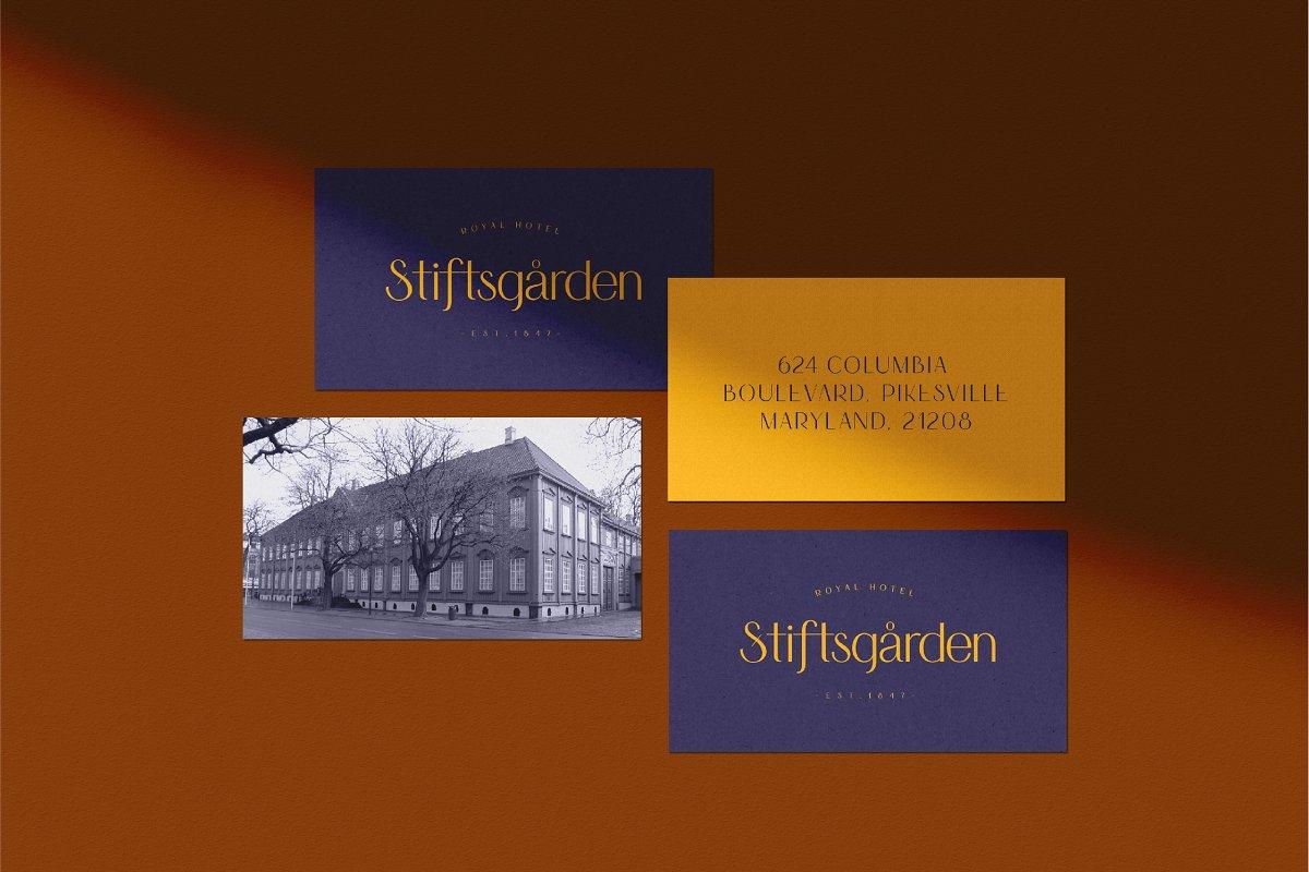 时尚优雅无衬线英文字体下载 Simplicite' – Elegant Sans Serif插图(16)