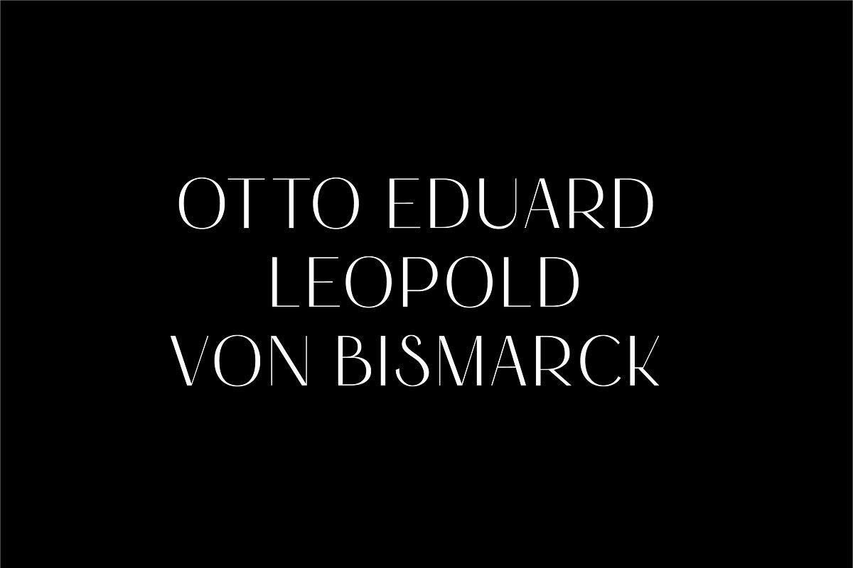 时尚优雅无衬线英文字体下载 Simplicite' – Elegant Sans Serif插图(22)