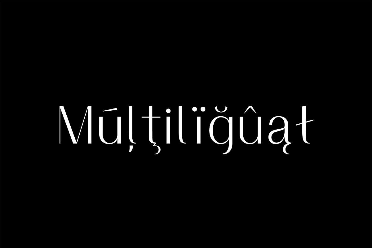 时尚优雅无衬线英文字体下载 Simplicite' – Elegant Sans Serif插图(25)