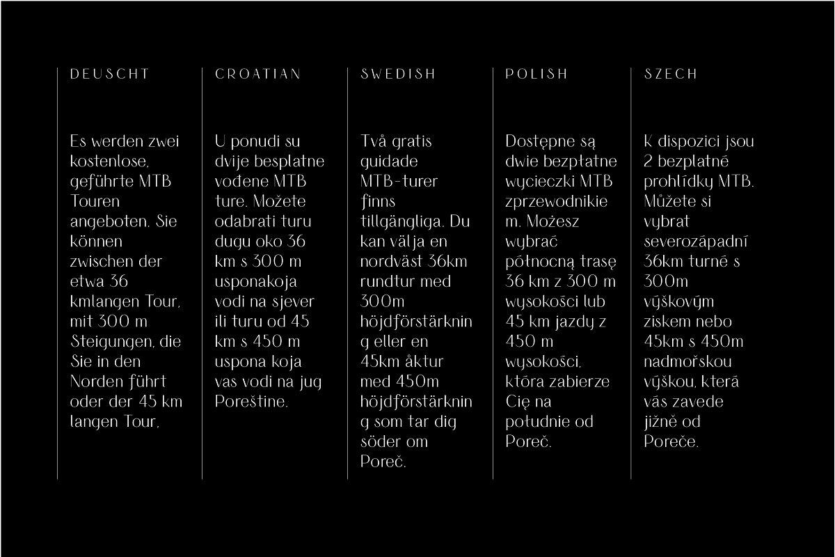 时尚优雅无衬线英文字体下载 Simplicite' – Elegant Sans Serif插图(27)