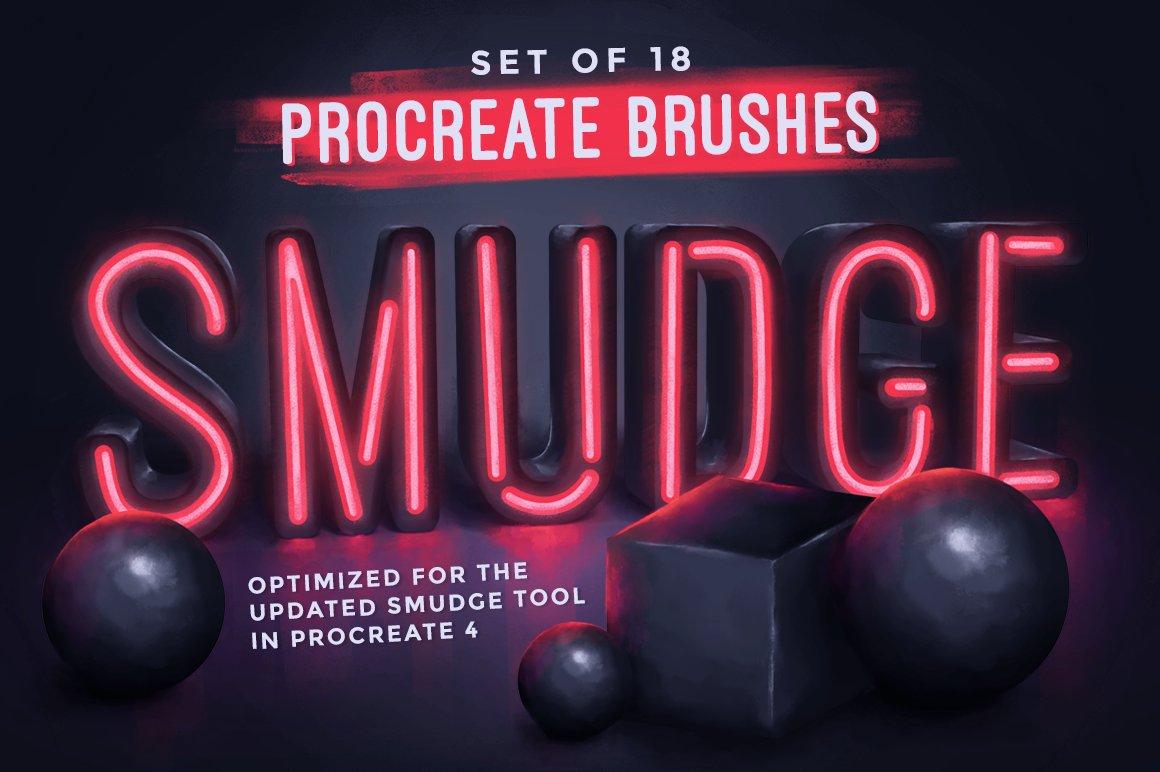[淘宝购买] 400多款绘画画笔iPad Procreate笔刷套装 Procreate Brushes Bundle插图(52)
