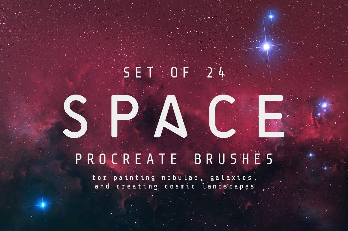 [淘宝购买] 400多款绘画画笔iPad Procreate笔刷套装 Procreate Brushes Bundle插图(54)