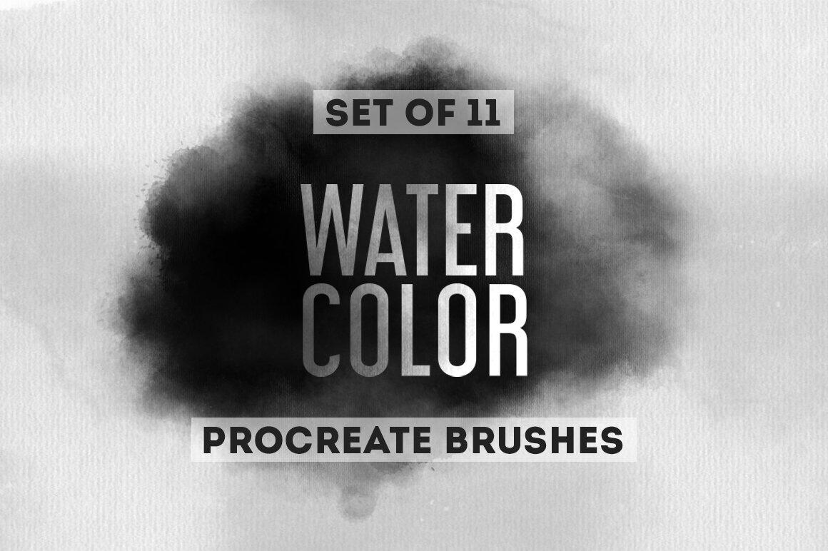 [淘宝购买] 400多款绘画画笔iPad Procreate笔刷套装 Procreate Brushes Bundle插图(58)