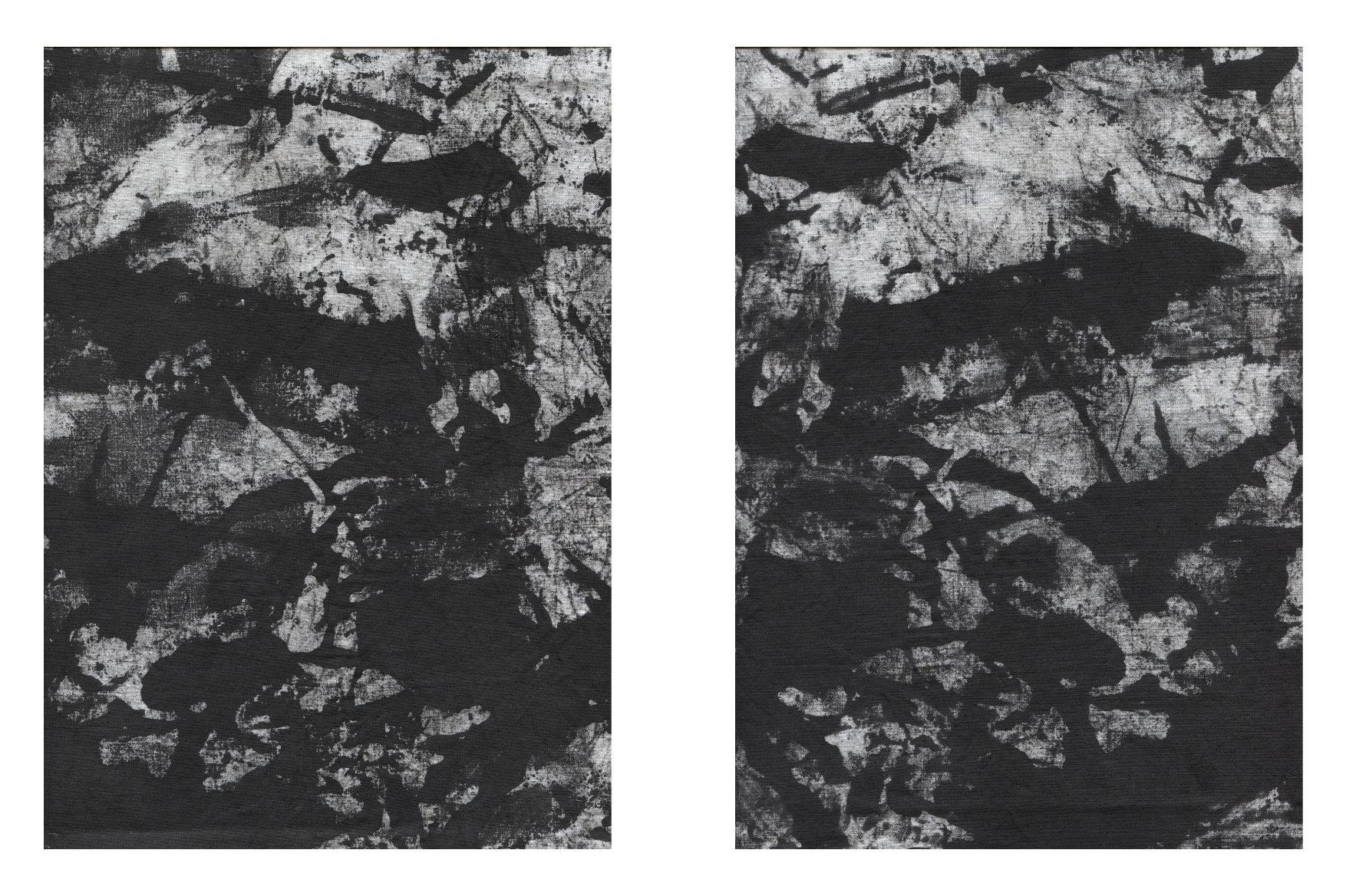 156款复古做旧折痕磨损褶皱纸张背景纹理素材合集 The Grunge Texture Bundle Vol. 1插图(2)