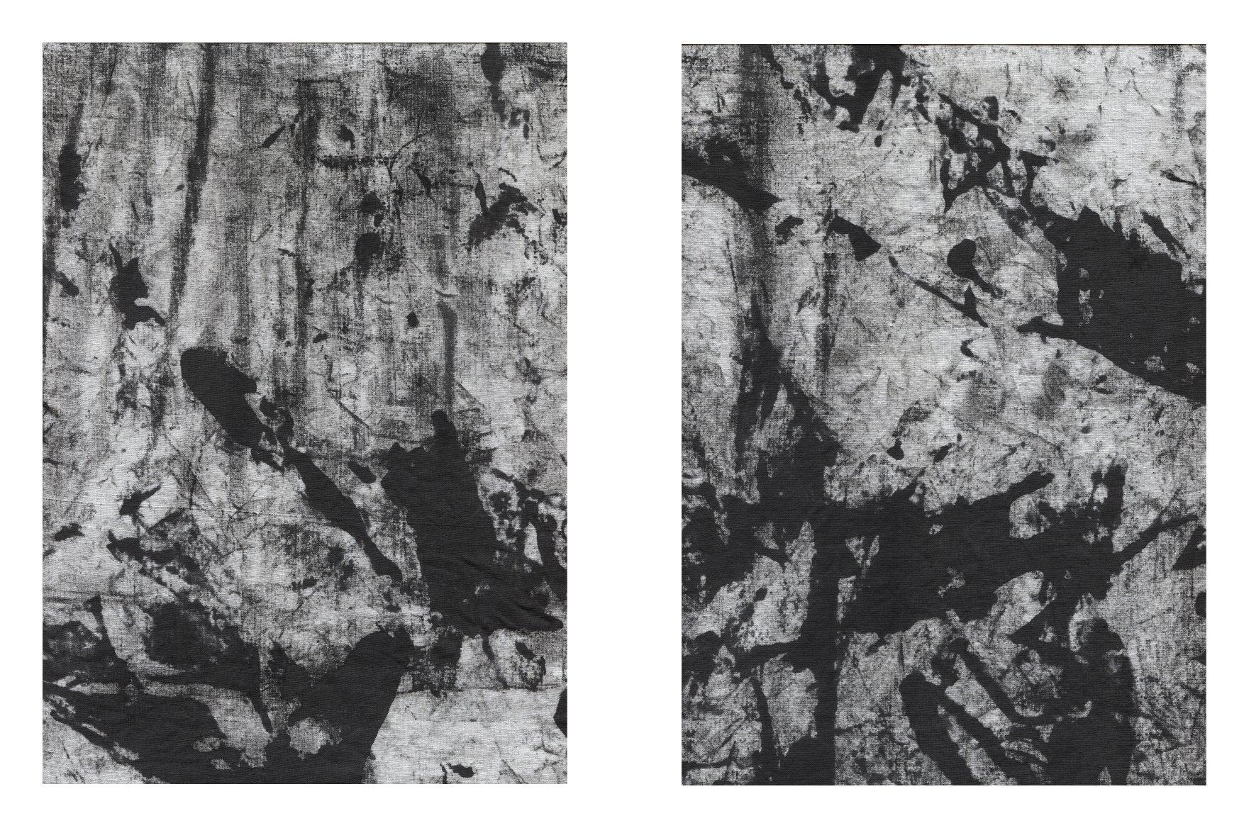 156款复古做旧折痕磨损褶皱纸张背景纹理素材合集 The Grunge Texture Bundle Vol. 1插图(12)