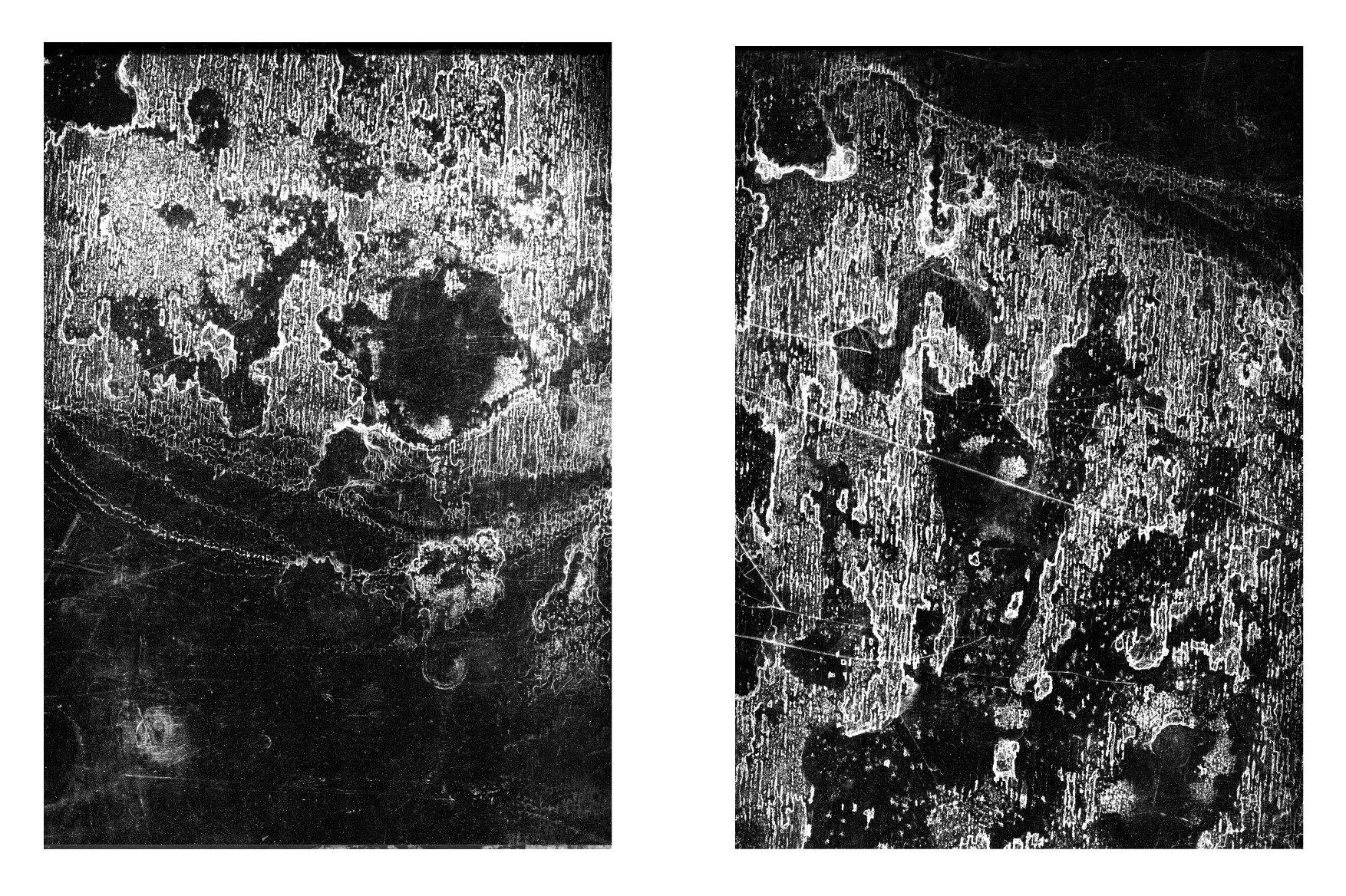 156款复古做旧折痕磨损褶皱纸张背景纹理素材合集 The Grunge Texture Bundle Vol. 1插图(25)