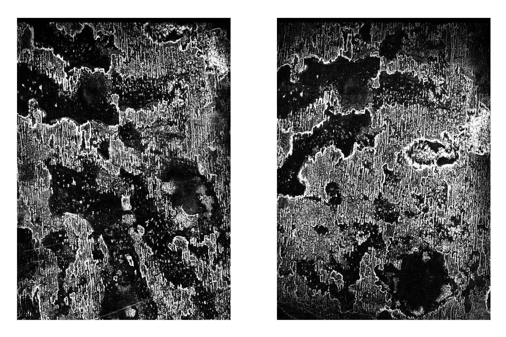 156款复古做旧折痕磨损褶皱纸张背景纹理素材合集 The Grunge Texture Bundle Vol. 1插图(37)