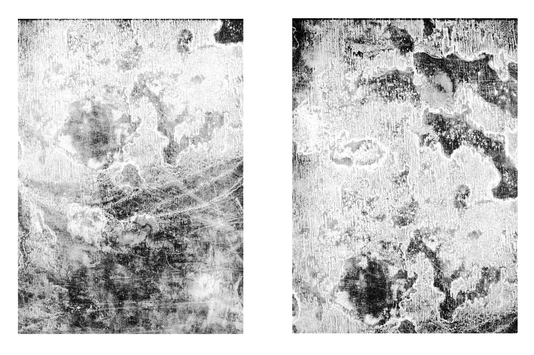 156款复古做旧折痕磨损褶皱纸张背景纹理素材合集 The Grunge Texture Bundle Vol. 1插图(42)