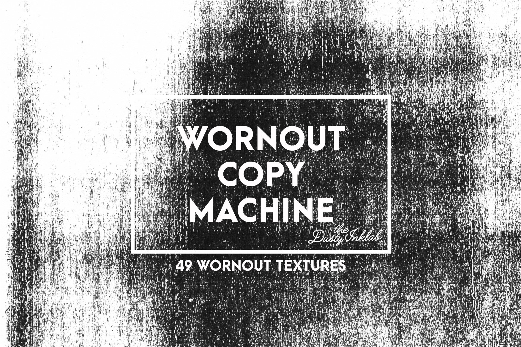 156款复古做旧折痕磨损褶皱纸张背景纹理素材合集 The Grunge Texture Bundle Vol. 1插图(67)