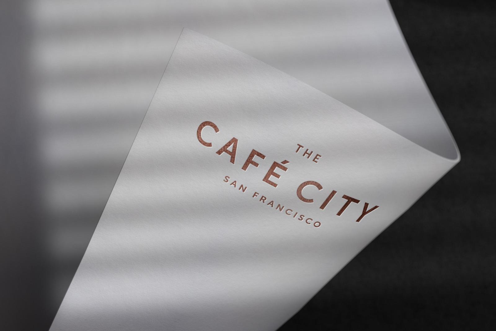 10款烫金压印徽标标志印刷工艺展示样机 Modern Luxury Logo Mockup Set 2插图(11)
