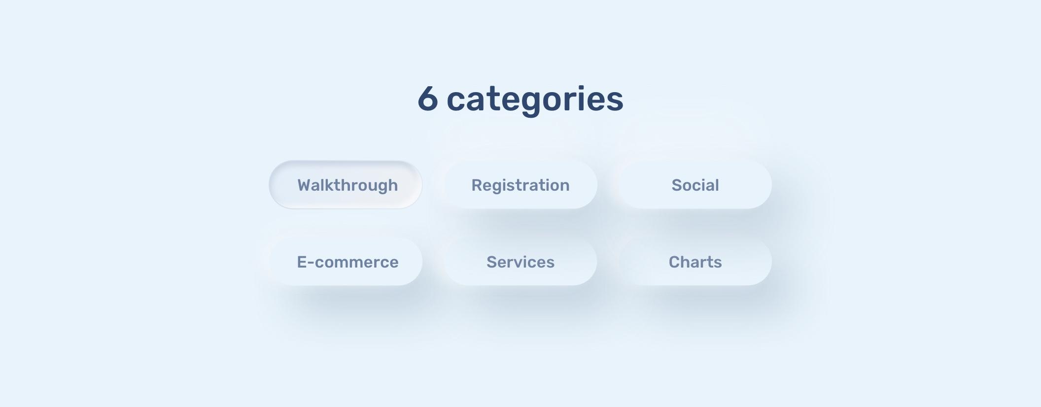 电商购物&金融类拟物化APP应用UI界面设计套件 Skeuomorph Ui Kit插图(16)
