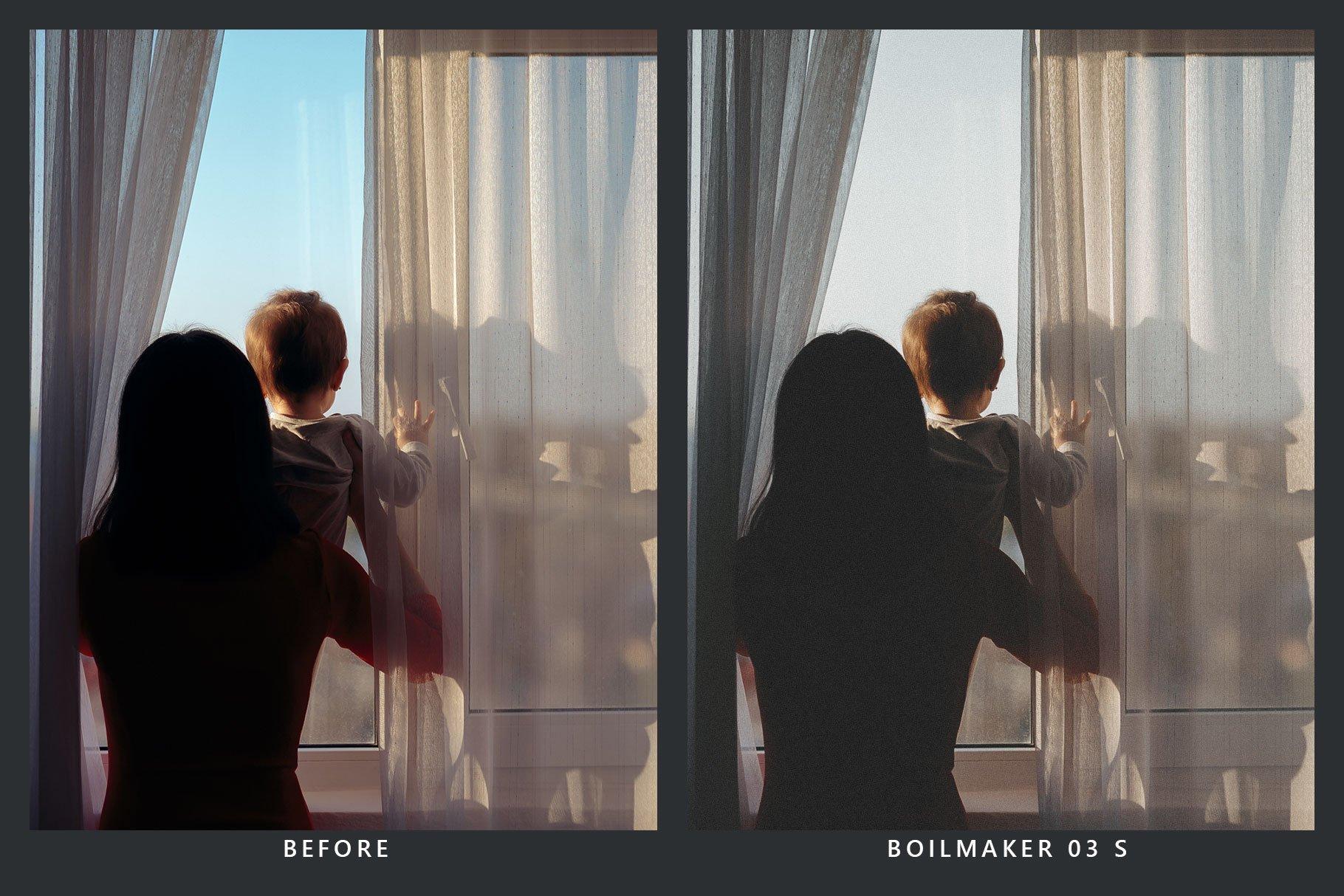 20款复古怀旧摄影照片后期处理调色LR预设模板 20 Nostalgic Lightroom Presets & LUT插图(1)