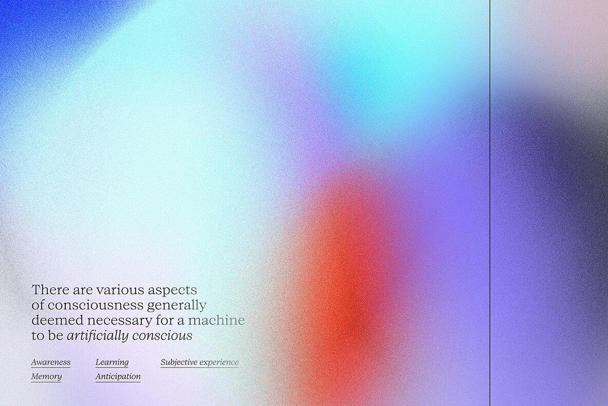 [淘宝购买] 13款高清时尚炫彩噪点流体渐变海报设计背景图片素材 Temporal One插图(3)