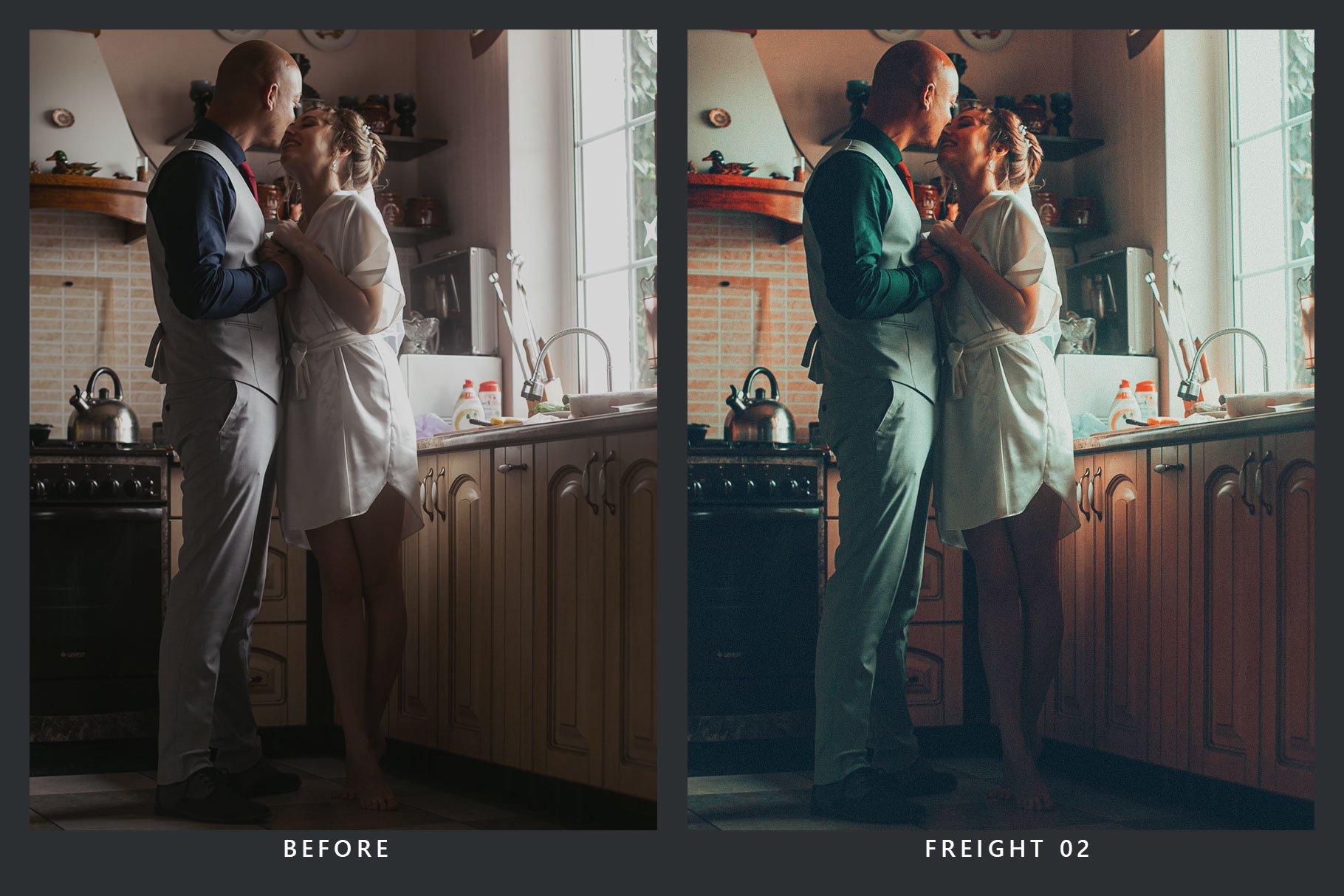 20款复古怀旧摄影照片后期处理调色LR预设模板 20 Nostalgic Lightroom Presets & LUT插图(3)