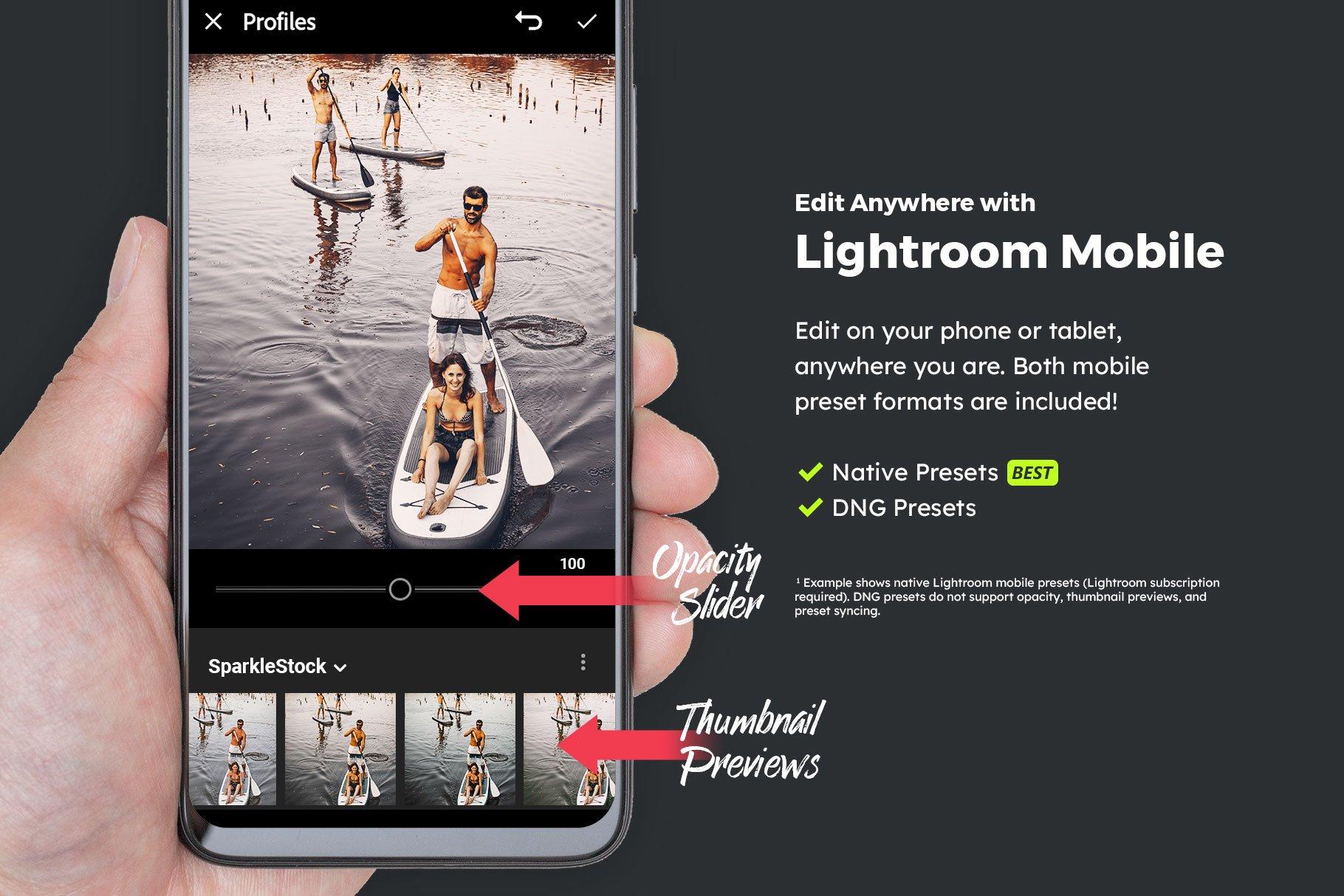 橘黄色滤镜摄影照片后期调色LR预设 Orange Dream Lightroom Presets & LUT插图(5)