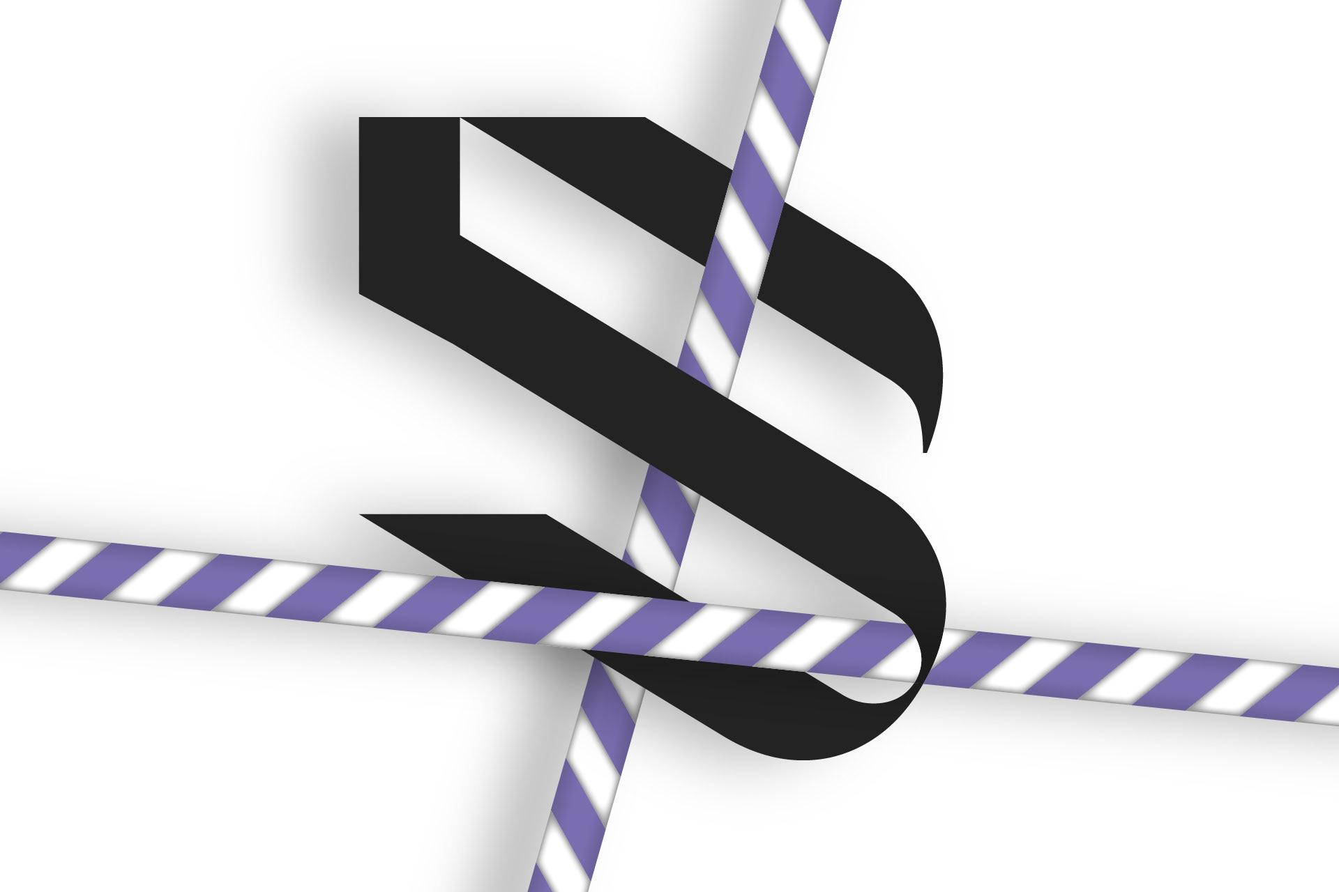 倾斜对角线英文字体下载 Eskos Typeface插图(9)