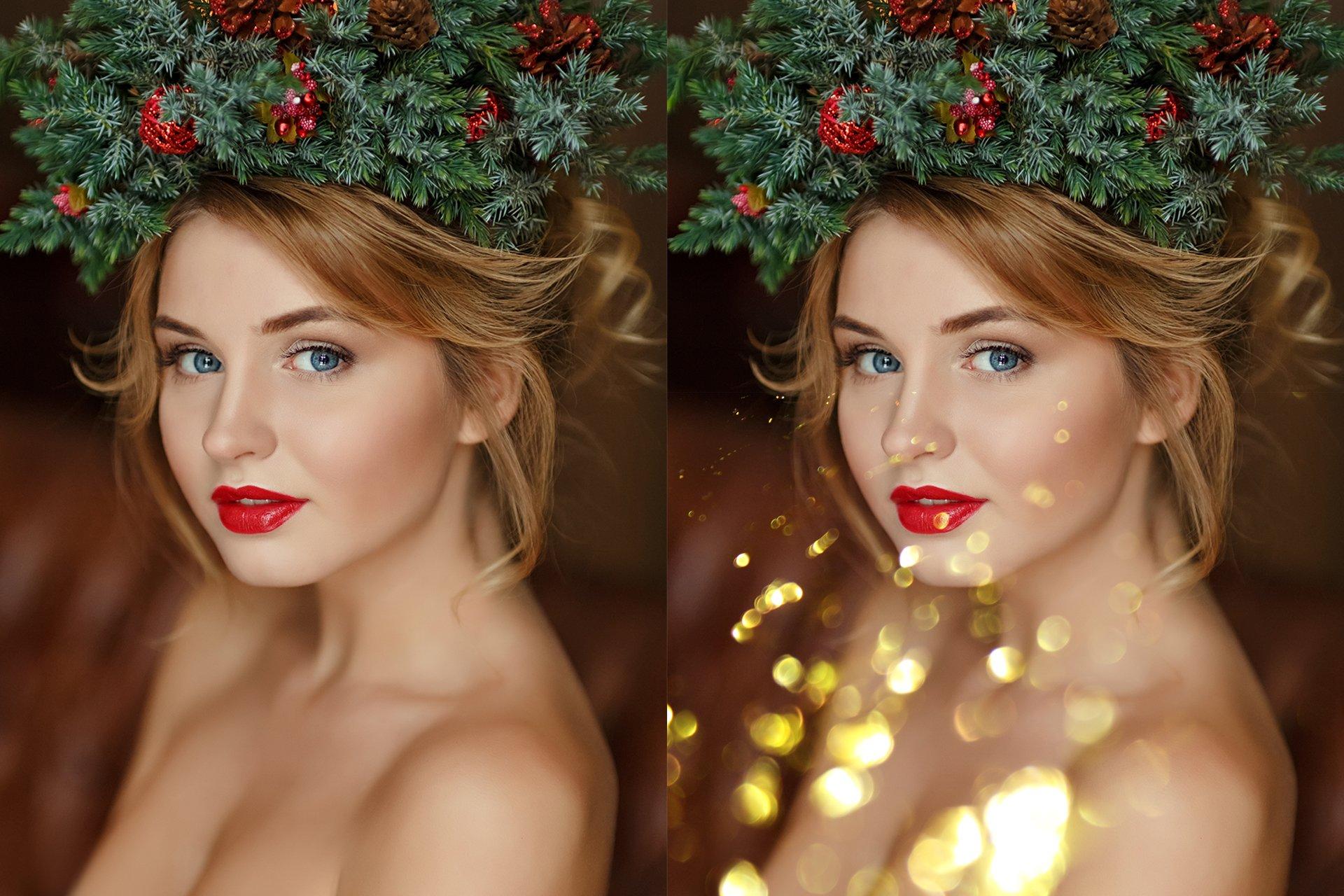 33款高清吹闪光照片叠加层JPG图片素材29 Blowing Glitter Photo Overlays插图(6)