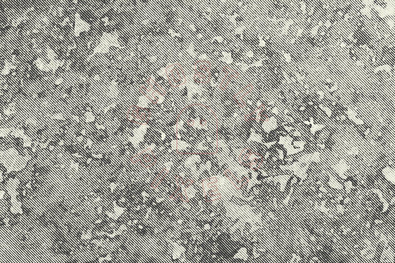 复古半色调大理石纹理矢量素材 Vintage Halftone Marble Textures插图(14)
