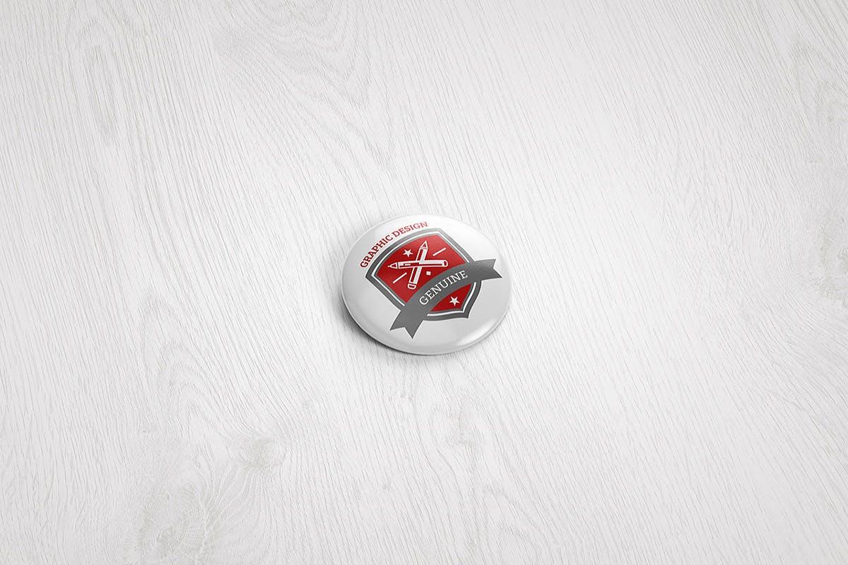 9款品牌LOGO徽标设计智能贴图样机模板 Branding & Logo Mockup插图(2)