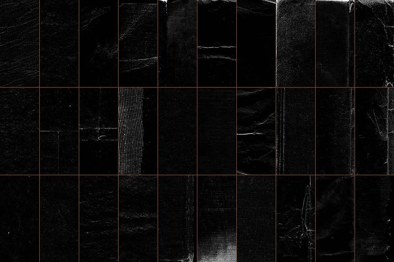 30款粗糙褶皱噪点背景纹理素材 30 Noise or Grunge Overlay Textures插图(3)