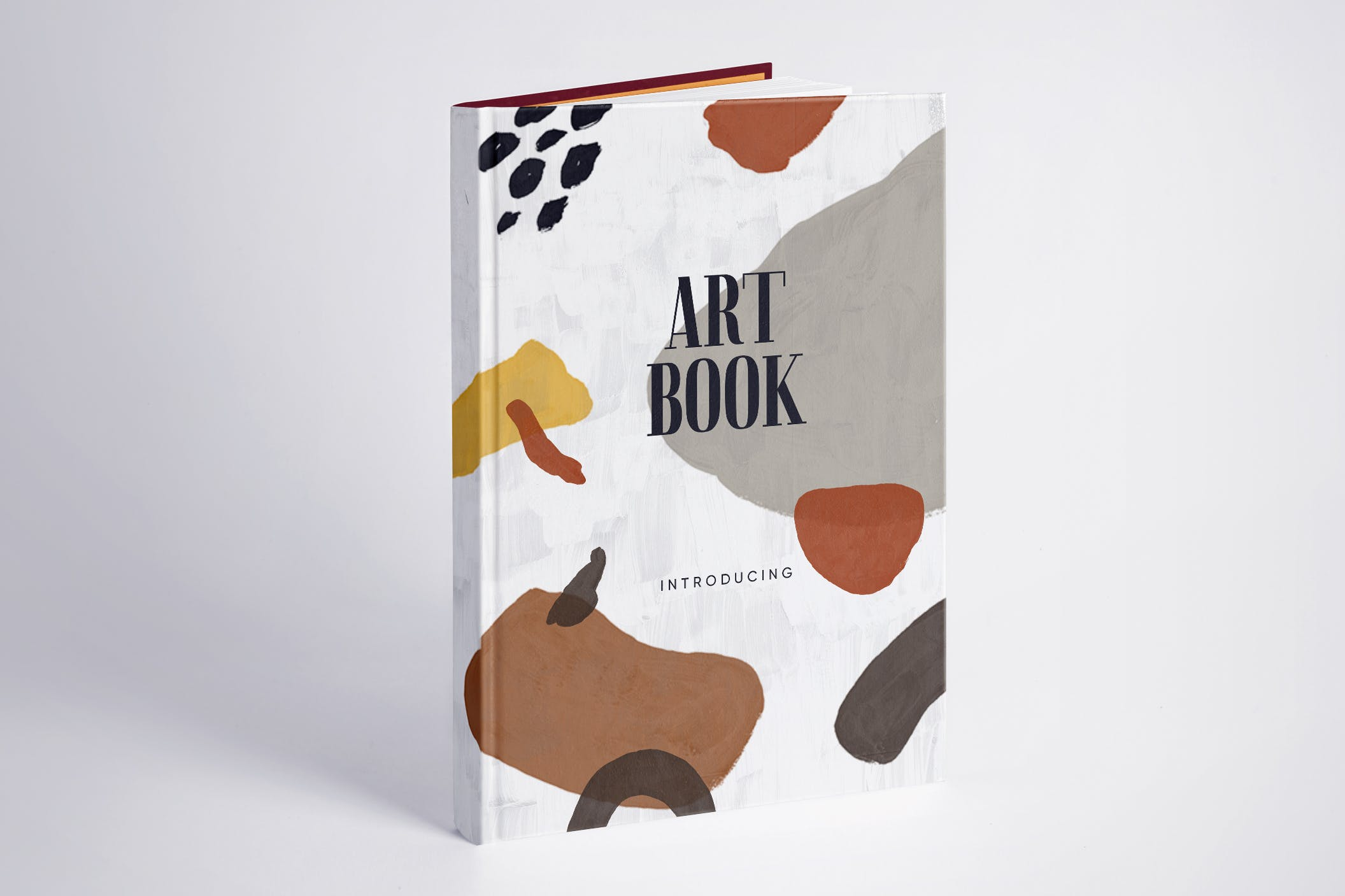 64款高清手绘抽象墨水飞溅背景PNG图片素材 Abstract Patterns & Backs插图(4)