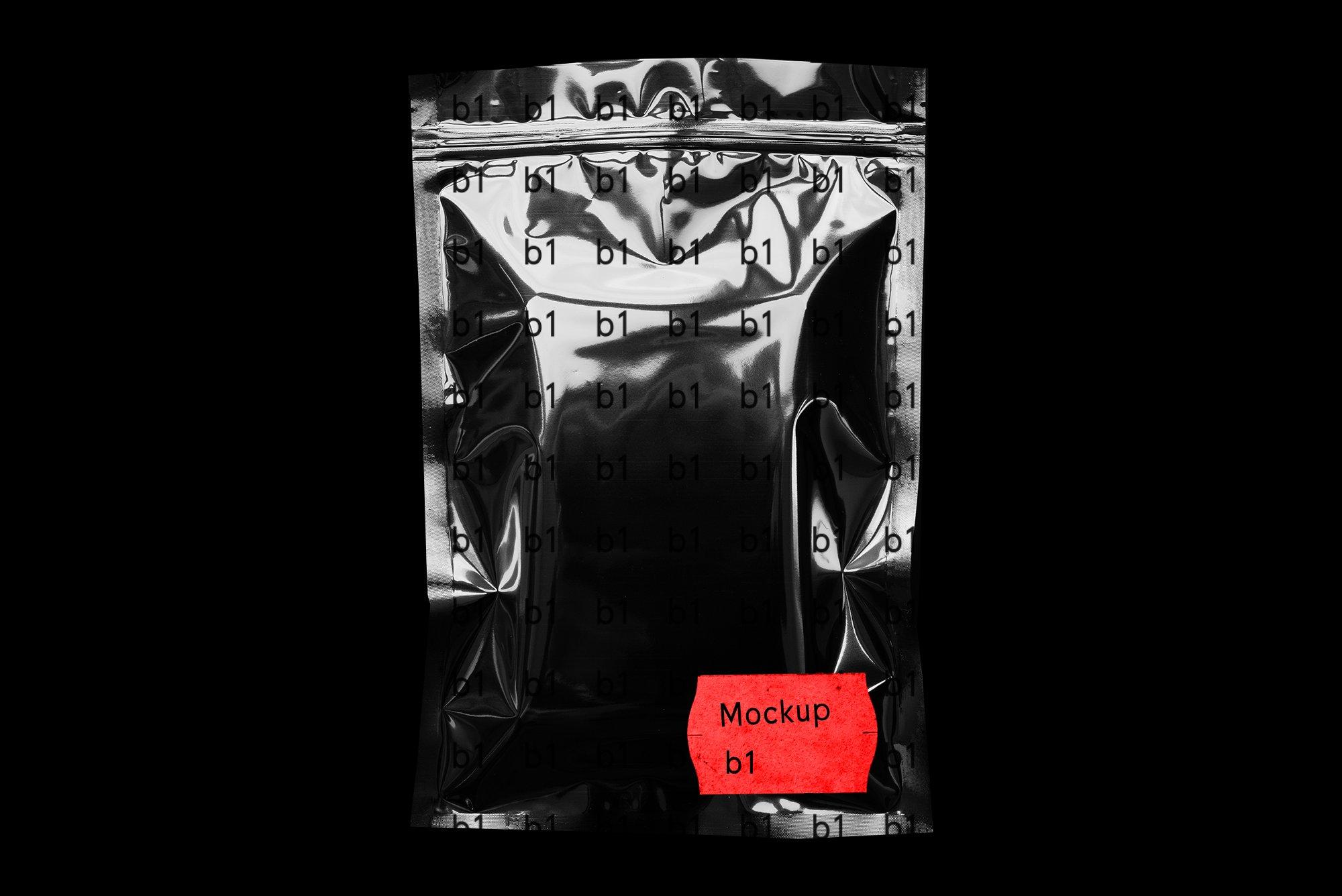 22款高清潮流做旧破损标签贴纸改色平面设计PSD素材模板 Sticker Mockup Pack插图(5)