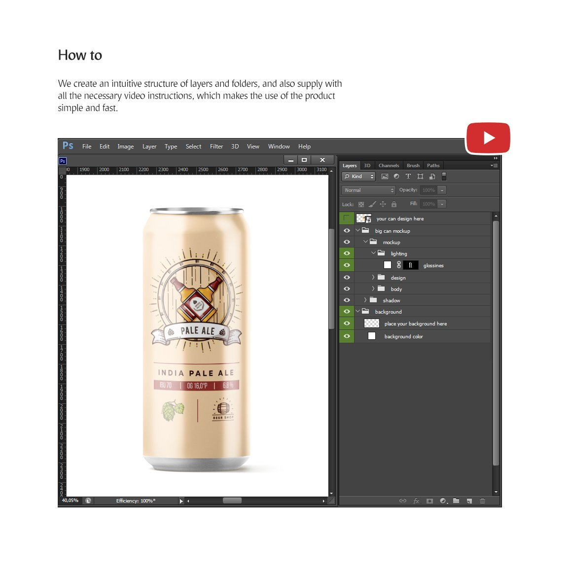 饮料汽水易拉罐锡罐设计动态展示样机 Soda Can Animated Mockup插图(5)