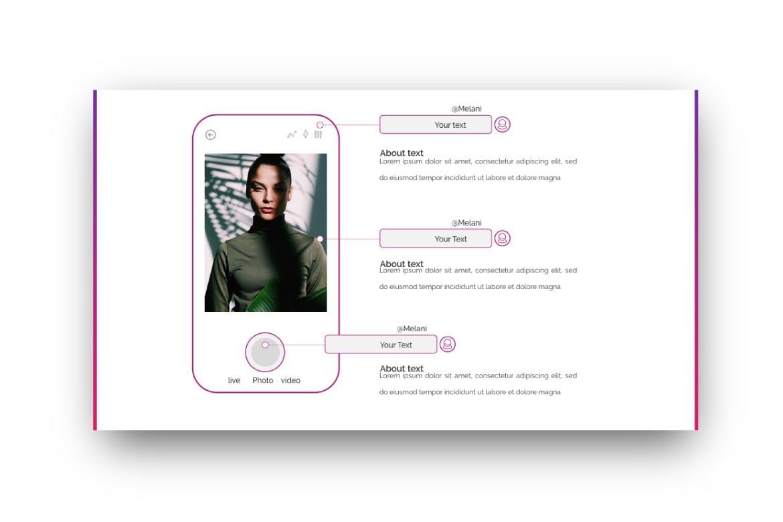 创意多用途商务营销幻灯片设计模板 KETONE – Powepoint Template Business Corporate插图(6)