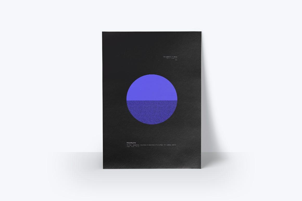 潮流几何图案元素海报设计矢量素材 The Elements Of Design插图(7)