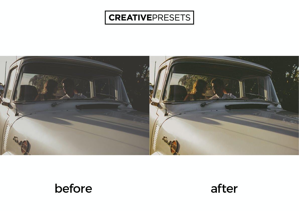 20种电影效果摄影照片调色LR预设 Cinematic Lightroom Presets插图(7)