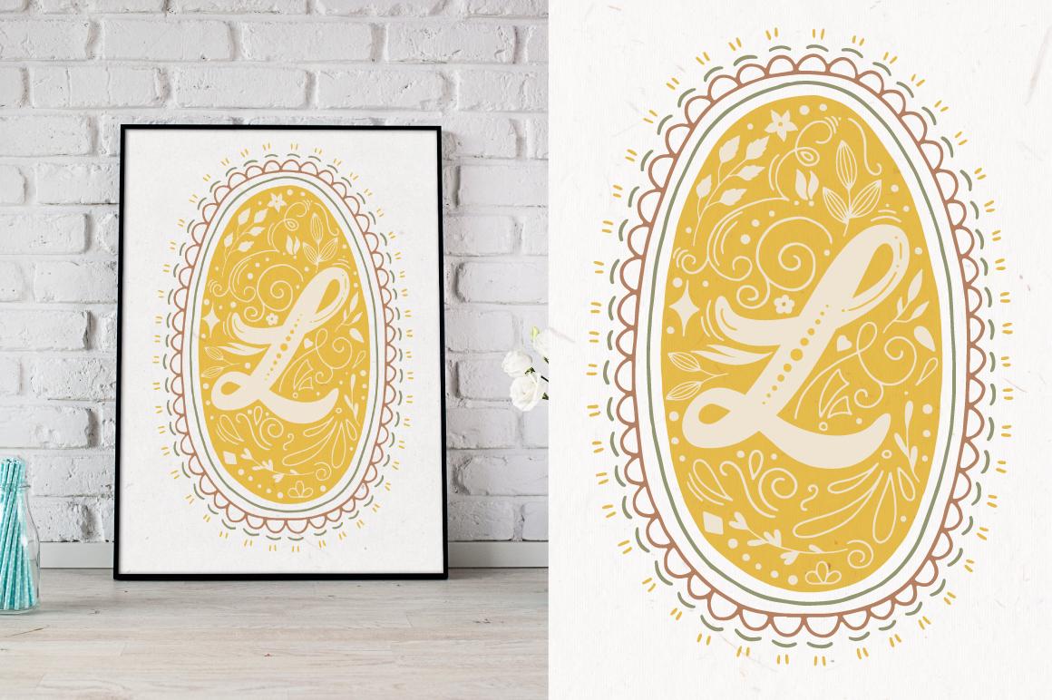 500多个花圈徽标装饰图案矢量素材 Decoration Toolkit插图(1)