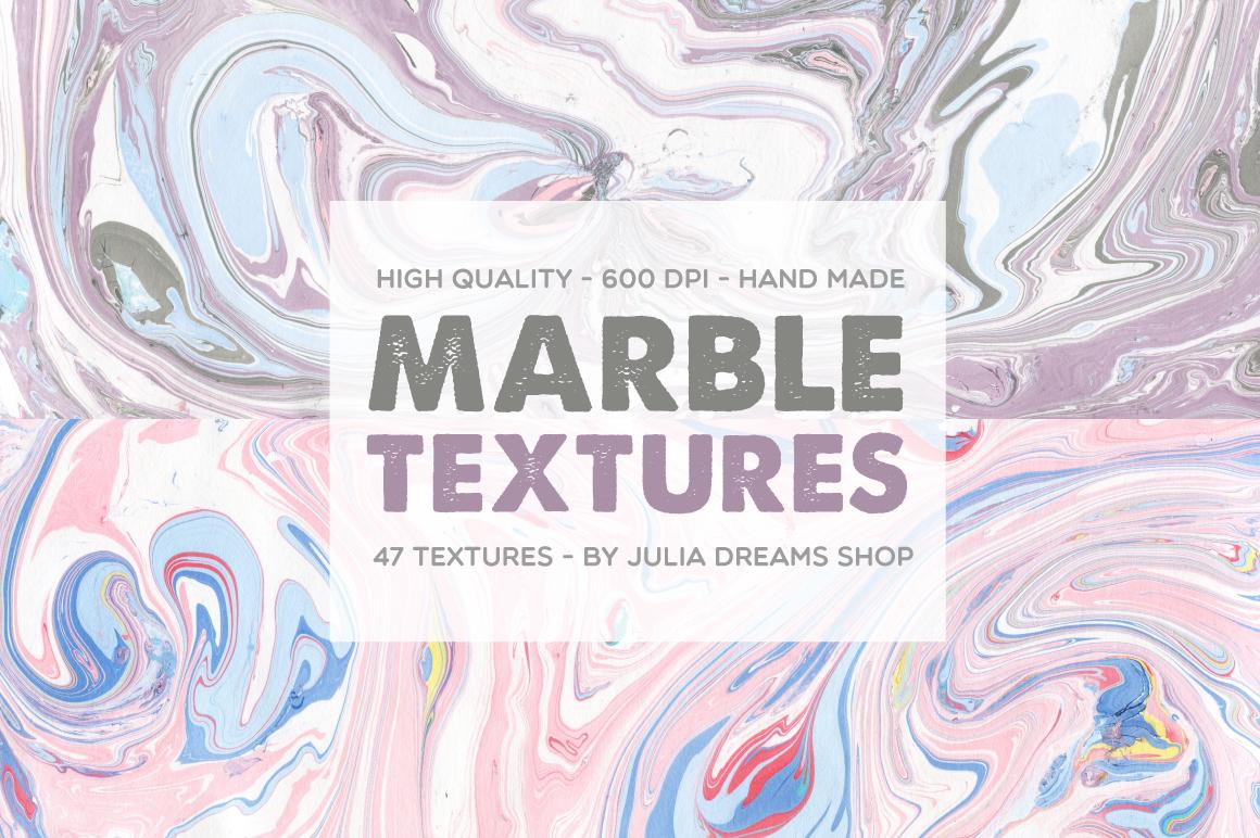 47款高清大理石纹理背景素材 Marble Textures插图